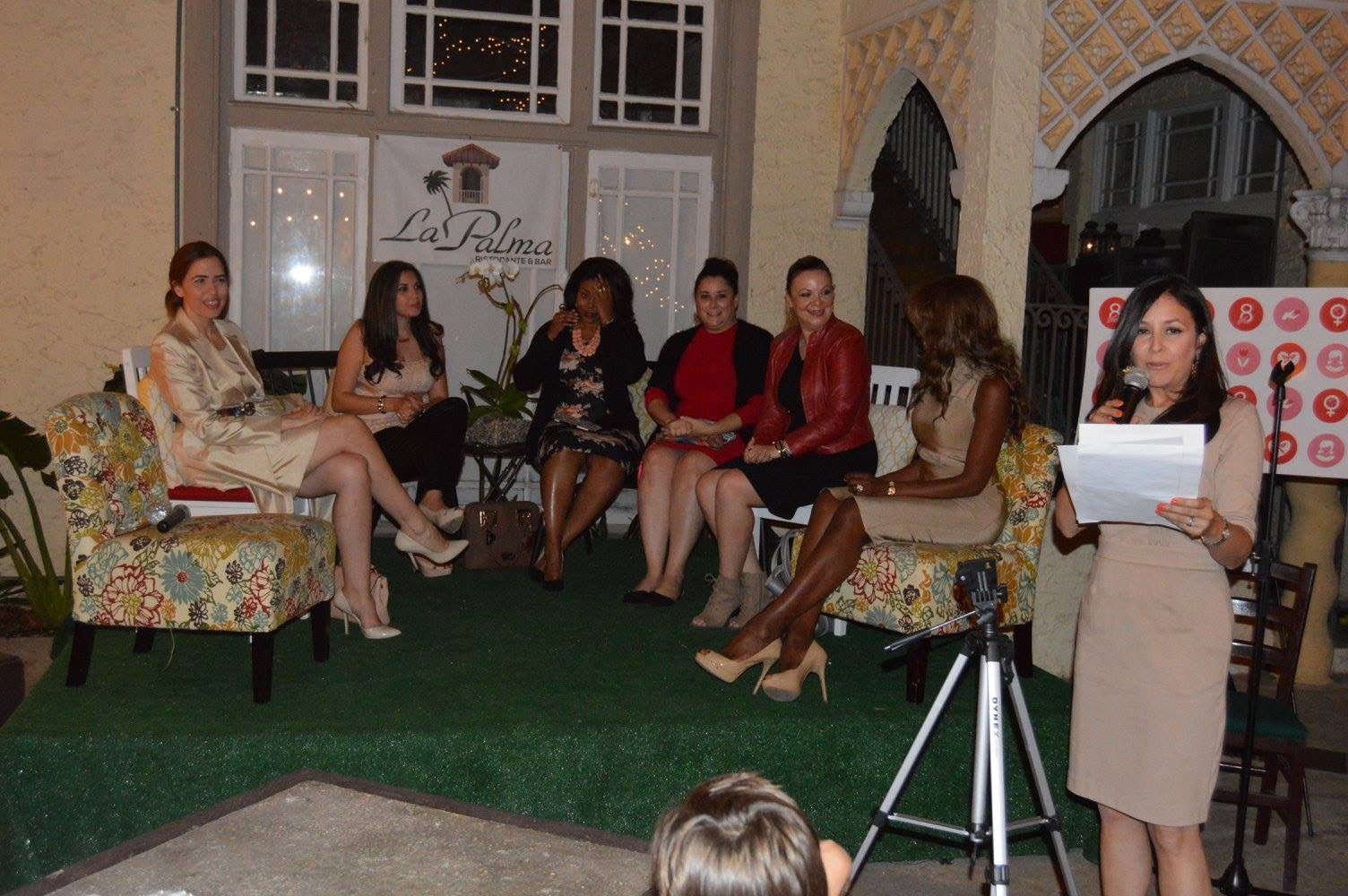 International Womens Day Panel